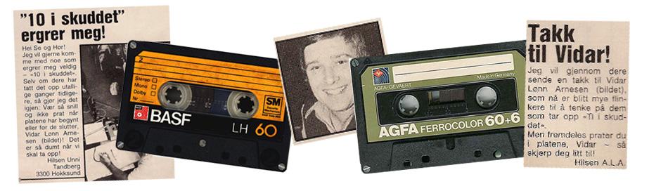 kassettbanner