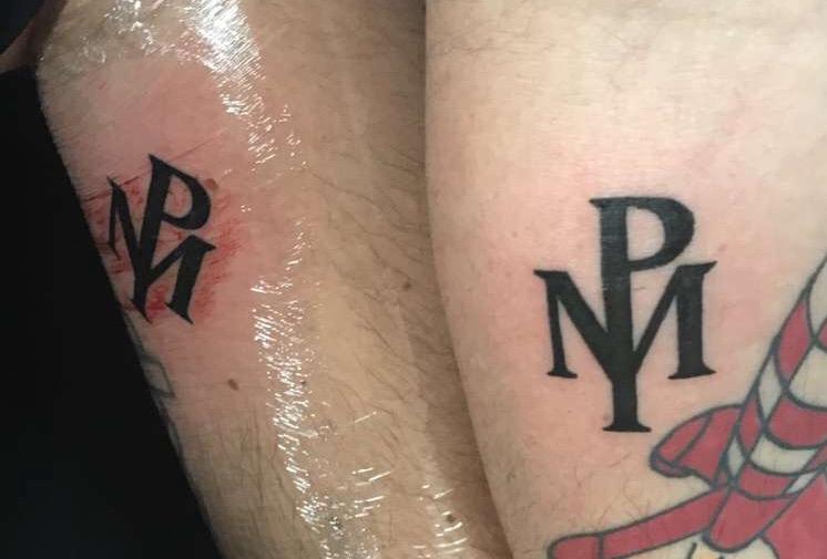 Dating en fyr med masse tatoveringer